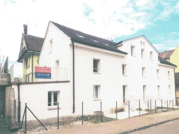 rorschach multi family home